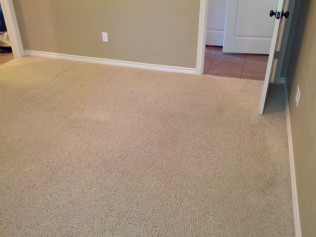 dirty carpet after cleaning in tyler, tx