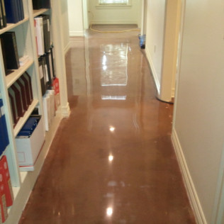concrete polished flooring in tyler, tx
