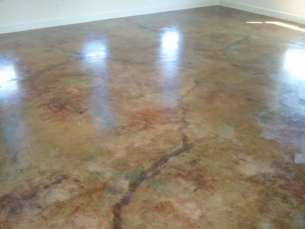 Acid Stain Concrete Elite Total